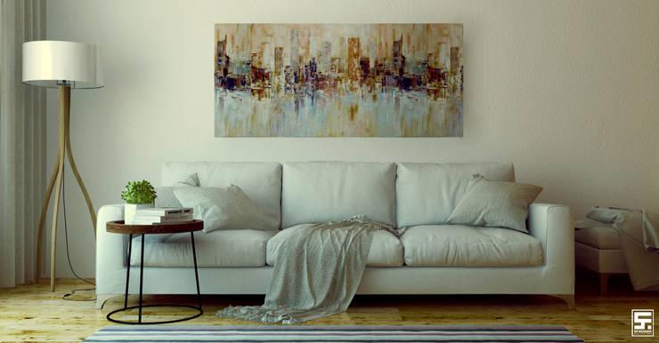 Living room by SF Render