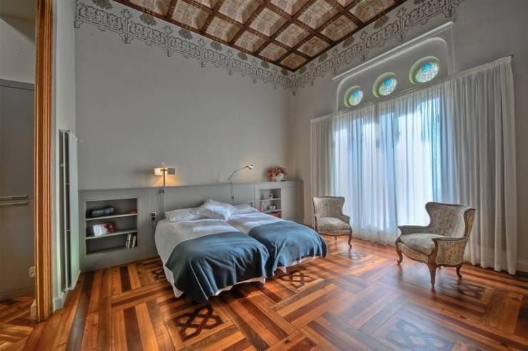غرفة نوم تنفيذ APRIS GESTIÓ TÈNICA DE SERVEIS, SL