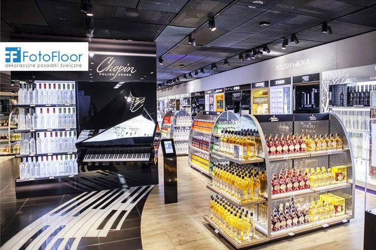 Espaces commerciaux modernes par FotoFloor Moderne