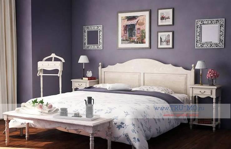 country Bedroom by Магазин красивой мебели ТРЮ-МО