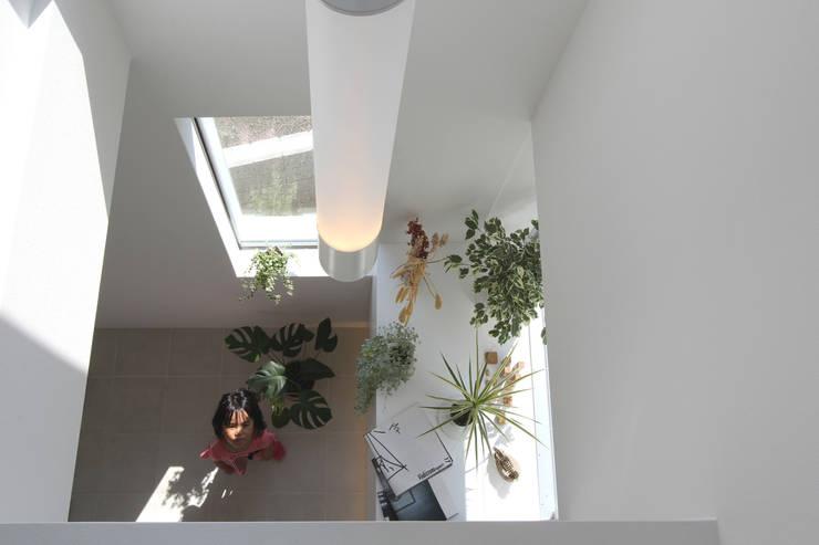 環境建築計画의  복도 & 현관