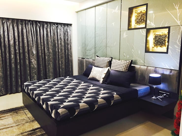 simplyfy: eclectic Bedroom by House2home