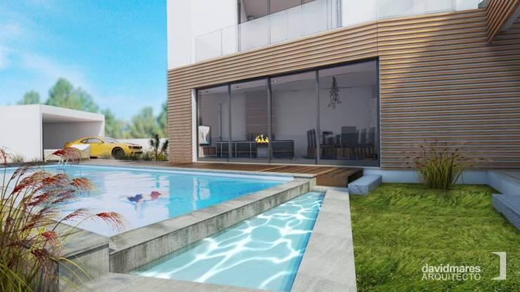 Moradia TC:   por davidmares | arquitecto