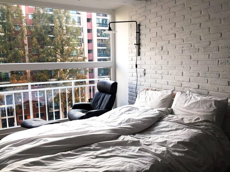 moderne Slaapkamer door mobcreative