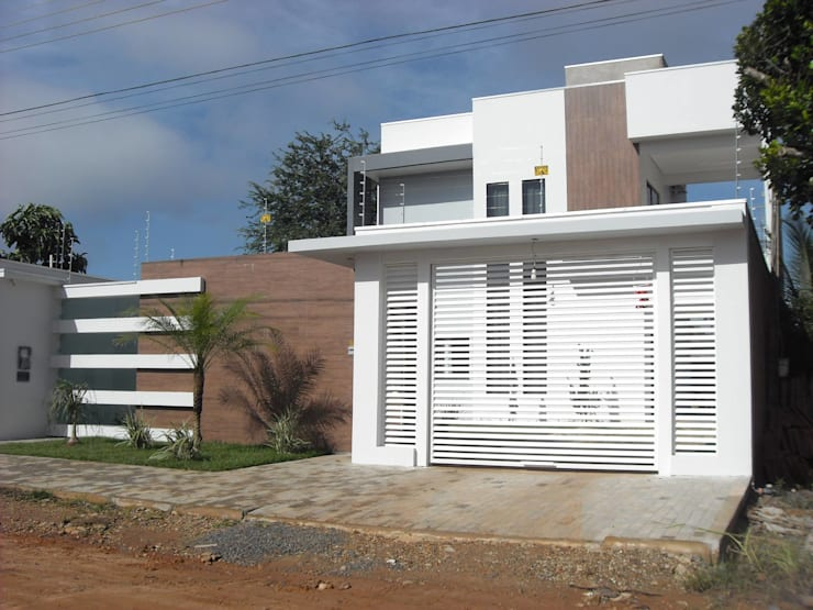 Дома в . Автор – Ricardo Galego - Arquitetura e Engenharia