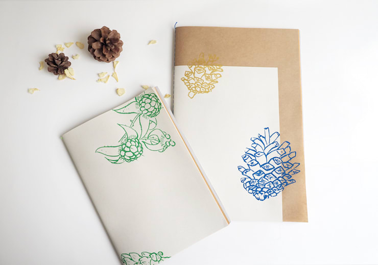 열매공책 : 디자인 하늘소 의  가정 용품