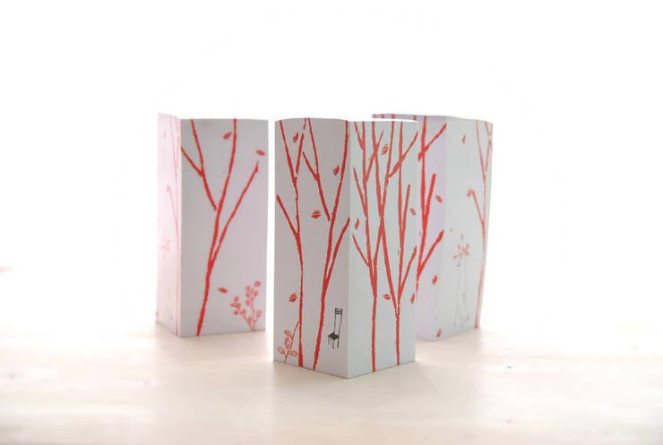메모_빨간숲: 디자인 하늘소 의  가정 용품