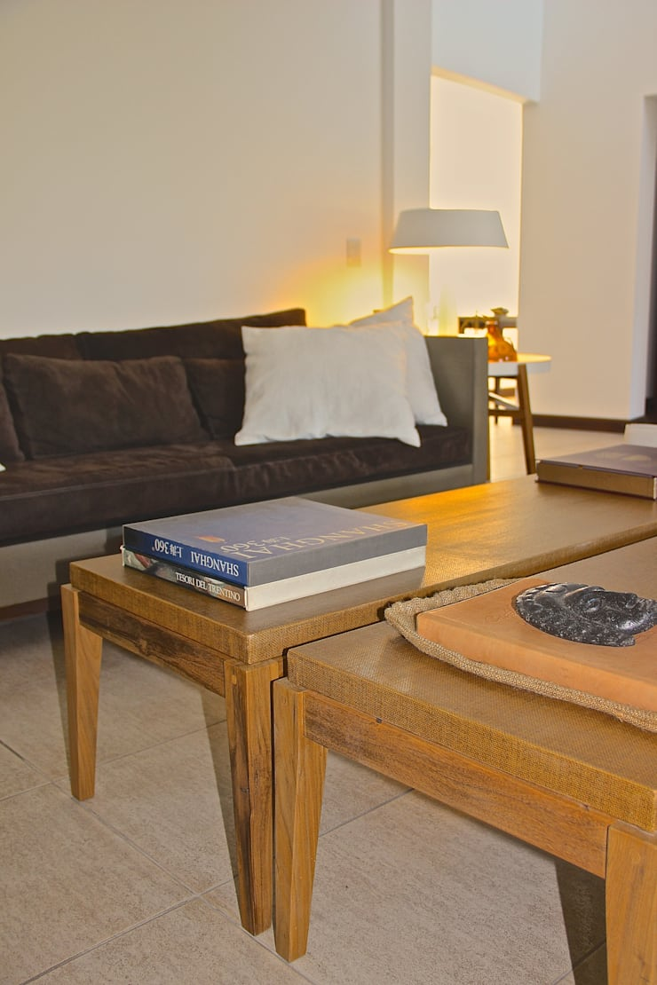LIVING HOME UP 5: Livings de estilo  por HOME UP