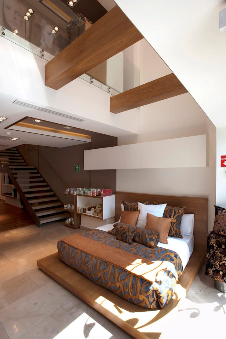 modern  by ARCO Arquitectura Contemporánea , Modern