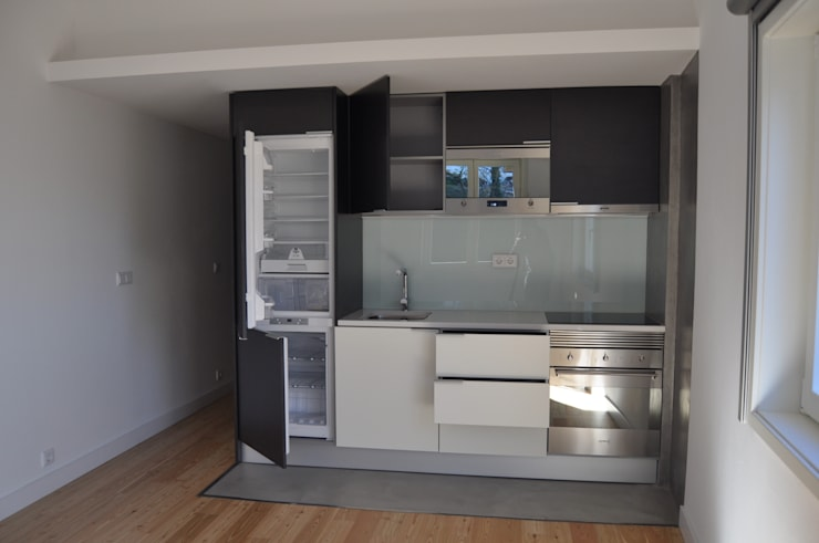Cocinas de estilo  por Pedro Ferro Alpalhão Arquitecto