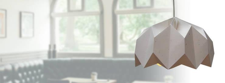 Modelo Manantial Eco:  de estilo  por Izumi,Moderno Papel