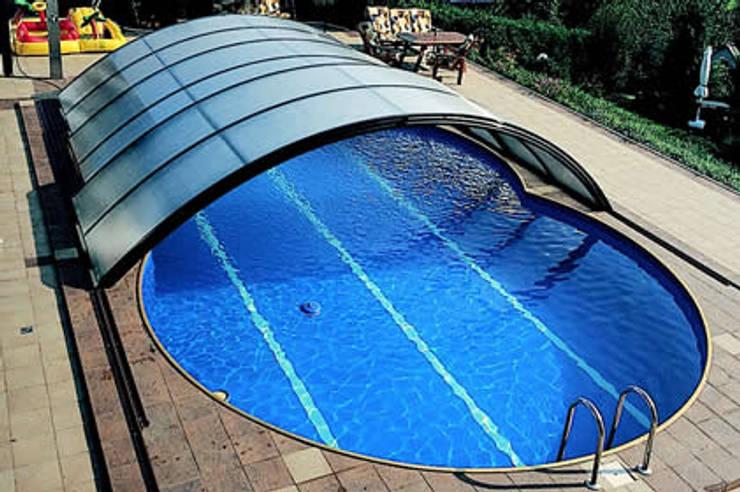 art yapi havuz sistemleri – 50m2 HAVUZ:  tarz Bahçe