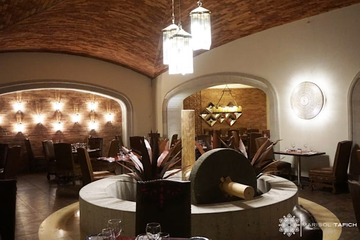 Hotels by Marisol Tafich, Rustic