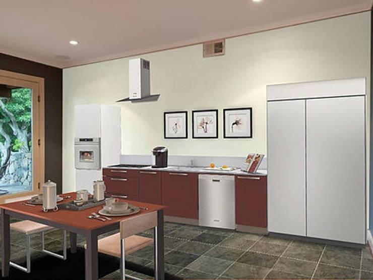Cozinha 001: Cozinhas  por cmdesigns