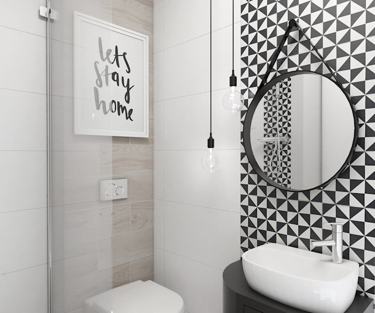 modern Bathroom by FOORMA