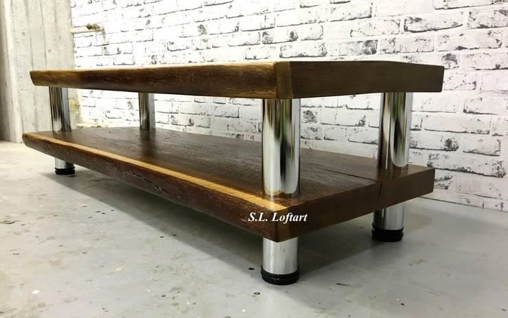 rustic  by S.L. Loftart, Rustic Wood Wood effect