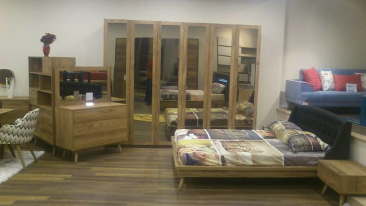 YATAK ODASI Modern Yatak Odası MİCA DESİGN Modern