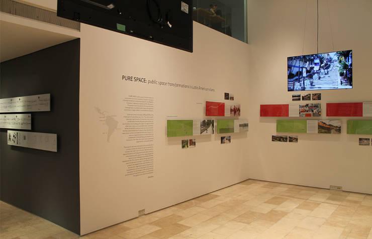 Proyectos variados: Espacios comerciales de estilo  por Enlace Arquitectura