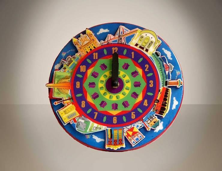Relojes : Hogar de estilo  por Hornocity store