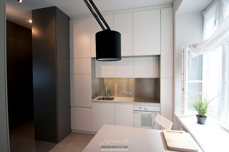 Kitchen by Bardadin Architecture,