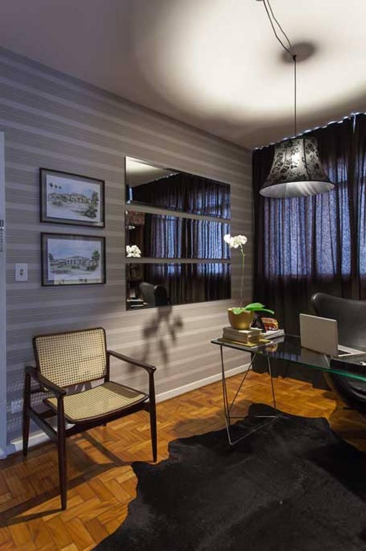Home Office: Salas de estar  por Piloni Arquitetura