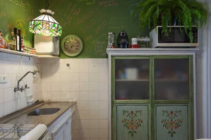 Cocinas de estilo  por Piloni Arquitetura