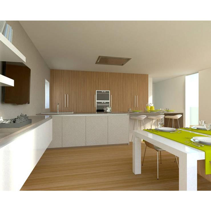 Projectos – Cozinhas:   por Armazem 810