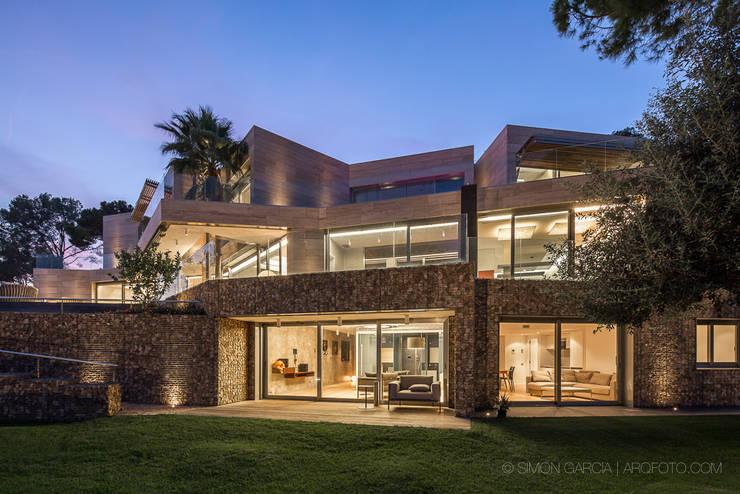 Simon Garcia   arqfoto의  주택