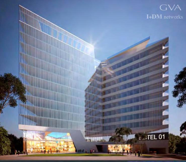 Portafolio: Hoteles de estilo  por IDM NETWORKS S.A.S