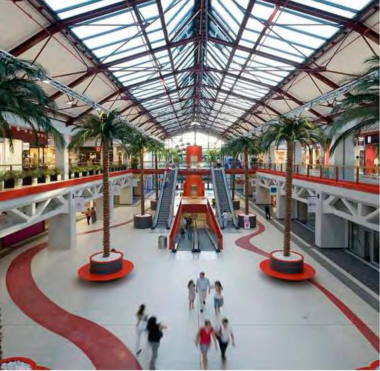Portafolio: Centros comerciales de estilo  por IDM NETWORKS S.A.S
