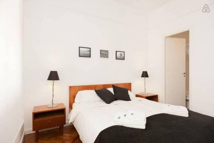 Larrea Apartamento: Comedores de estilo  por Ballesteros | Arquitectos
