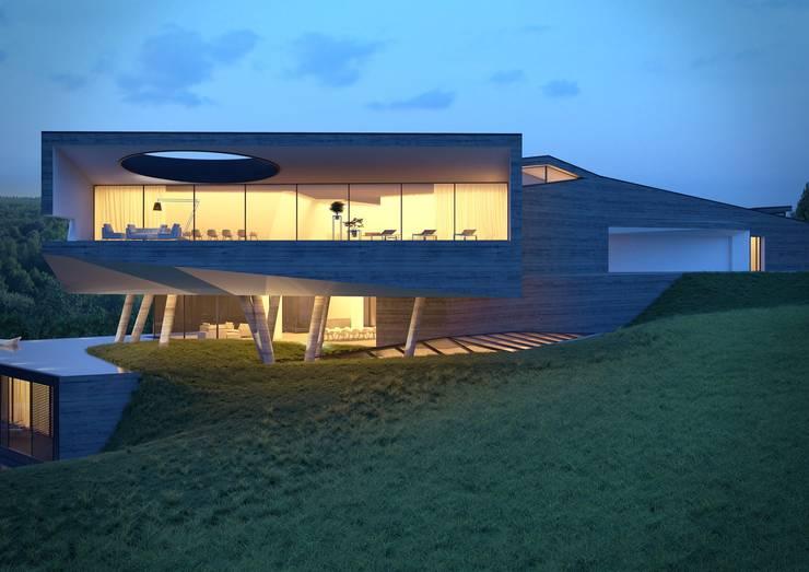 Дома в . Автор – A-partmentdesign studio