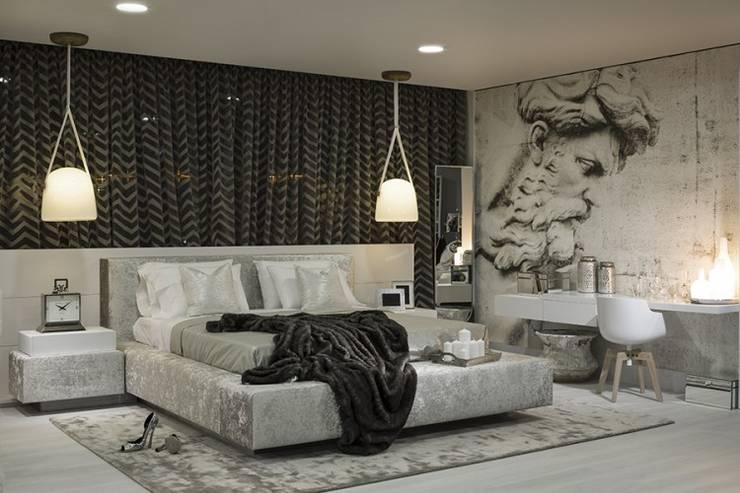 GALERÍA : Dormitorios de estilo moderno de udesign 2008, s.l