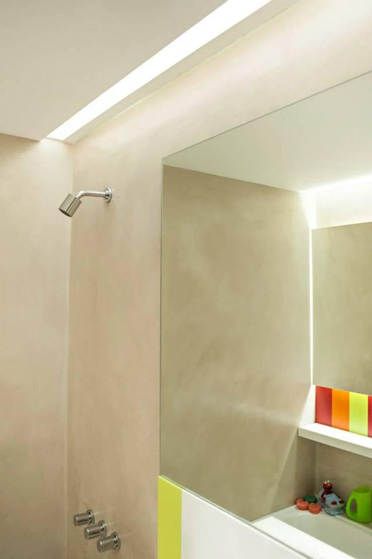 Kamar Mandi oleh Feller Herc Arquitectura, Modern
