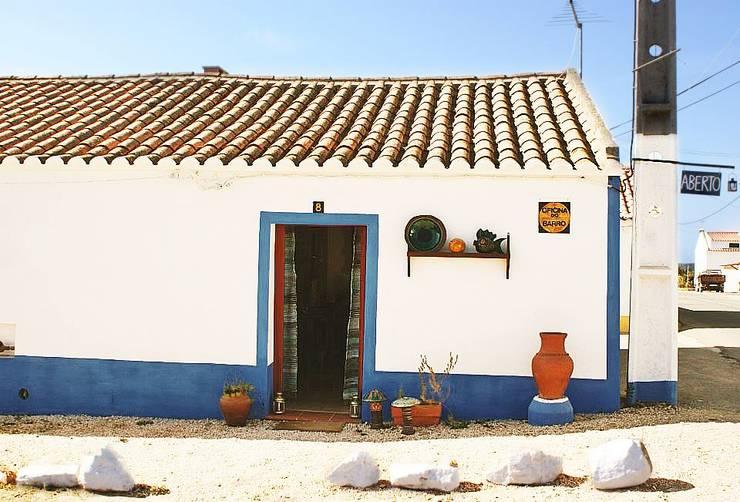 Artigos: Casa  por Rita Morais - Oficina do Barro