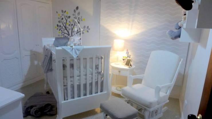Trabajos de diseño: Habitaciones infantiles de estilo  por MARTHA SOFIA CASTELLANOS T.