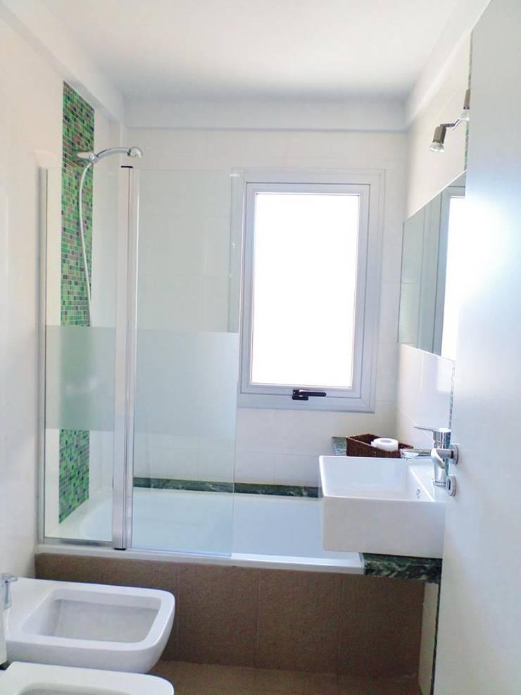 Diseños de interiores Baños modernos de Vy Interior Design Moderno