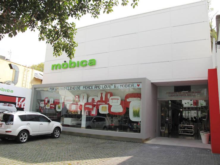 Oficinas y tiendas de estilo  de ARCO Arquitectura Contemporánea