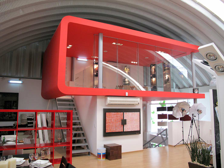 Office spaces & stores  by ARCO Arquitectura Contemporánea
