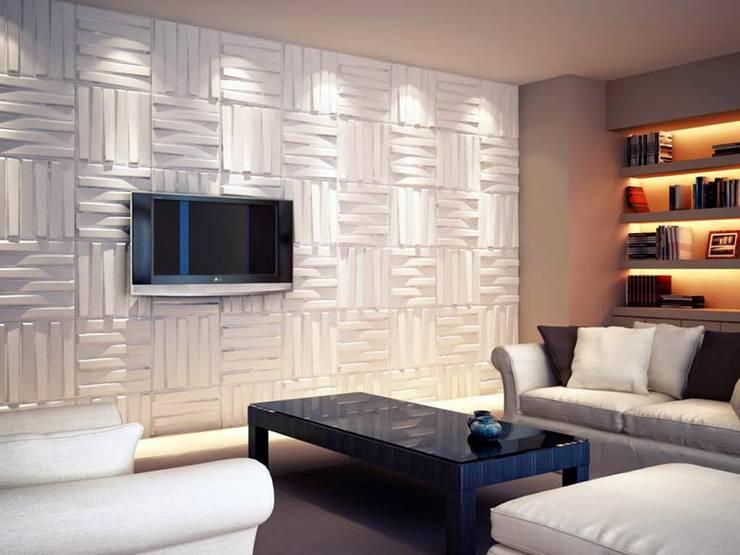 牆面 by Slendy Plata - Interior Desing