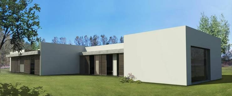 Houses by Teje Estudio, Modern