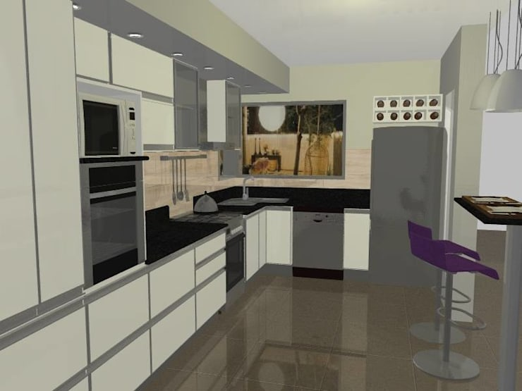 Casa [MM]:  de estilo  por nnarq