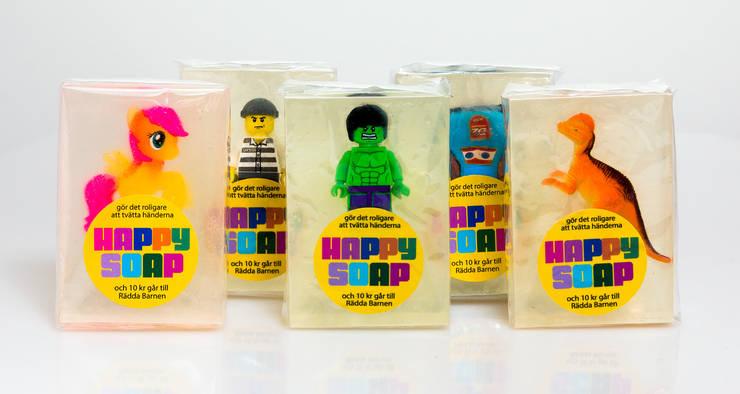 HappySoap: Casa de banho  por MAMY