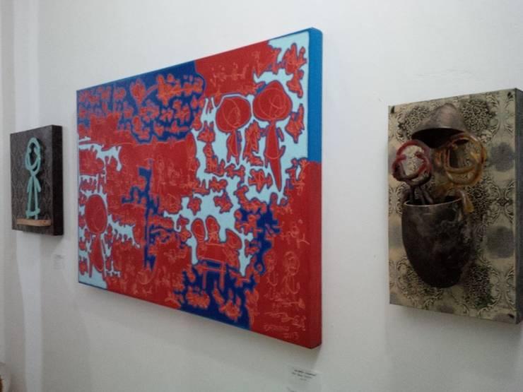 Muestras de arte: Arte de estilo  por Espacio Mínimo Galería