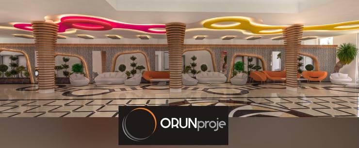 ORUNproje – Mirador Hotel Design:  tarz Oteller