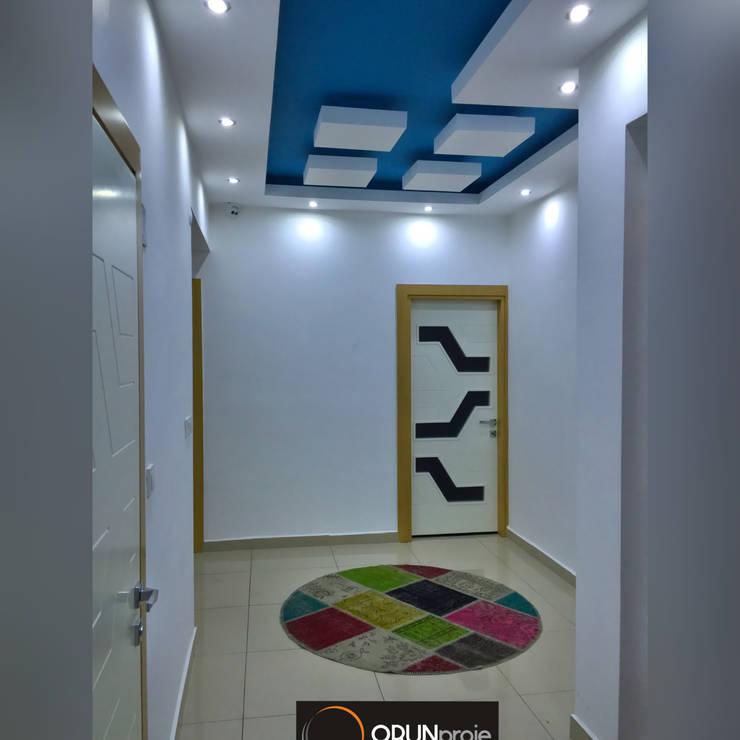 ORUNproje – Çizgi Sigorta:  tarz Ofis Alanları