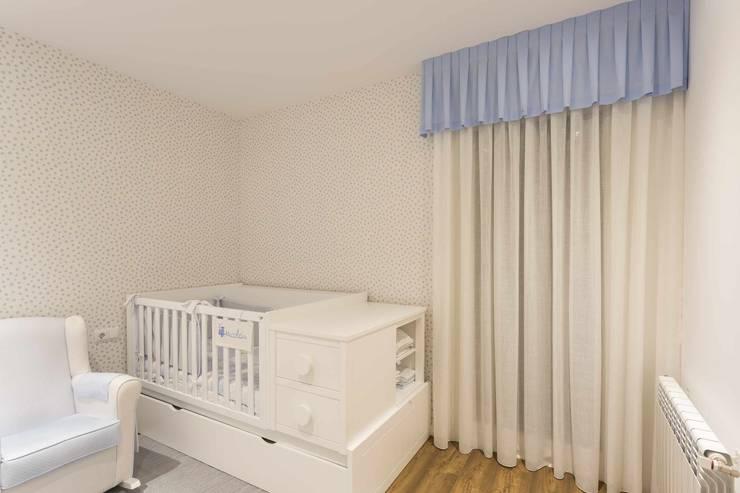 Projekty,  Pokój dziecięcy zaprojektowane przez GESTION INTEGRAL DE PROYECTOS DEL NOROESTE S.L.