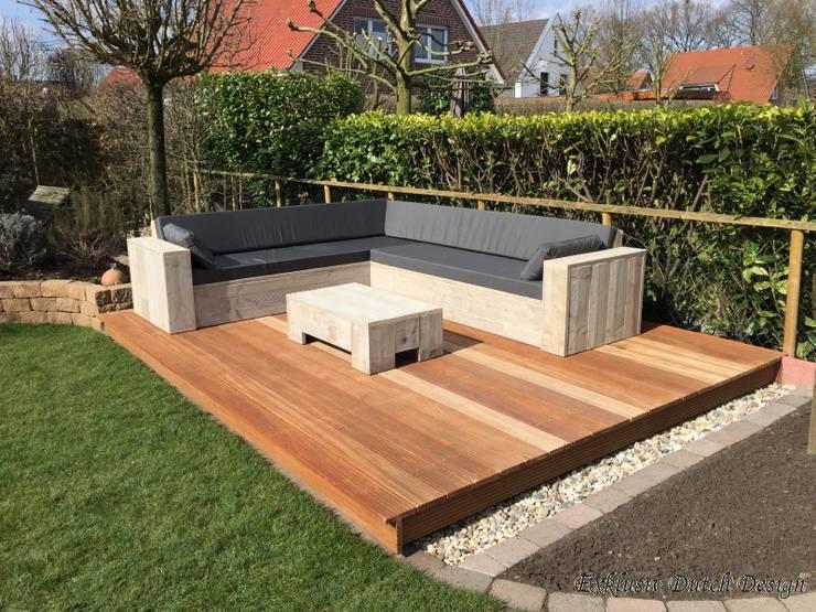 Balconies, verandas & terraces  by Exklusiv Dutch Design