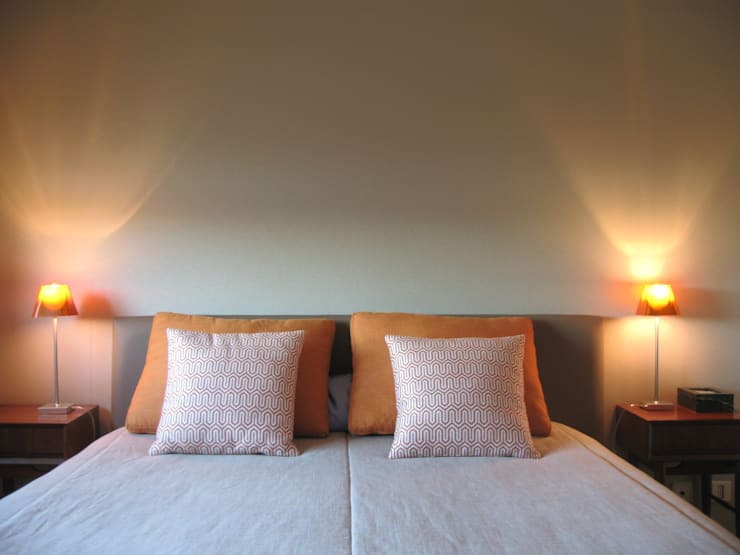 Apartamento Porto: Quartos  por Kohde