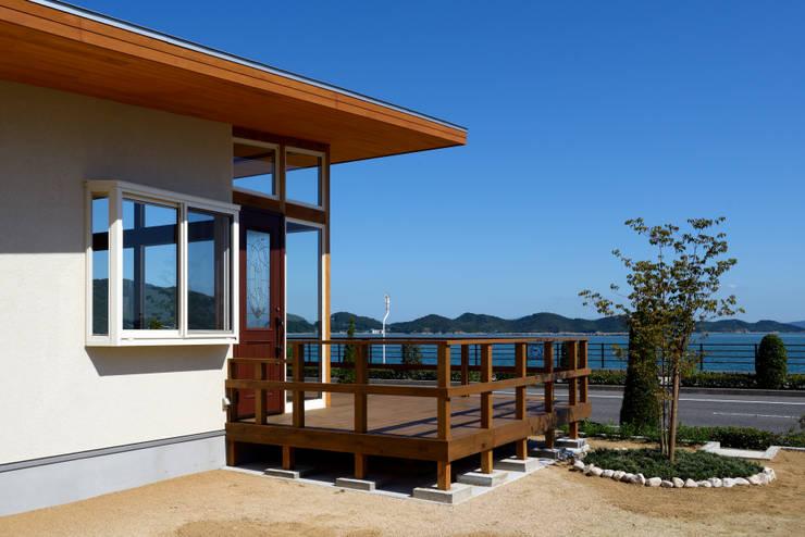 บ้านและที่อยู่อาศัย by 青木建築設計事務所